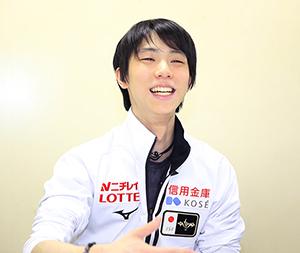 羽生 結弦選手01